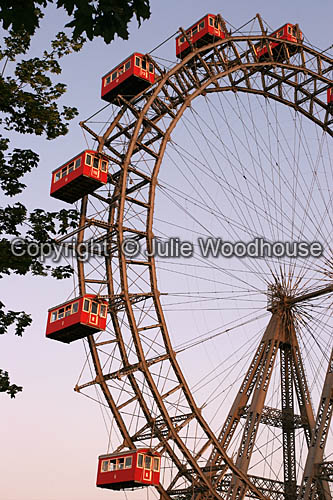 photo showing Riesenrad, Vienna