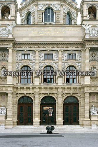 photo showing Natural History Museum, Vienna