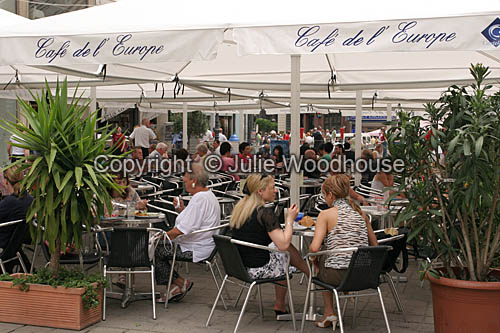 photo showing Cafe Del Europe, Graben, Vienna