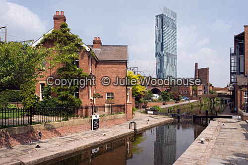 photo showing Rochdale Canal, Lock 92, Manchester