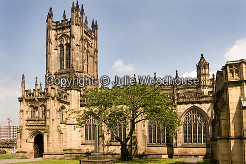 photo showing Cathedral,  Manchester