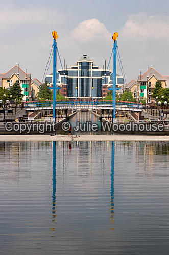 photo showing Salford Quays, Mariners Canal, Manchester