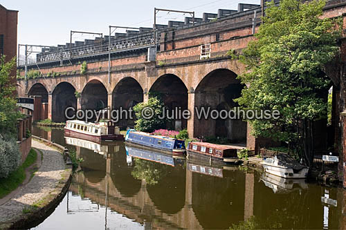 photo showing Castlefield, Manchester