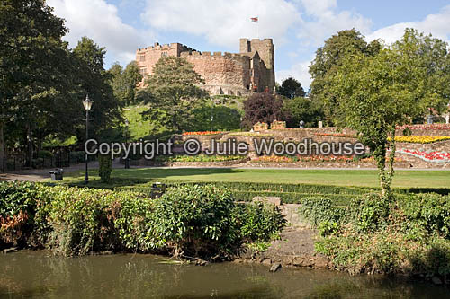 photo showing Tamworth Castle, Staffordshire