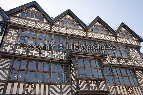 photo showing Ancient High House, Stafford  Staffordshire