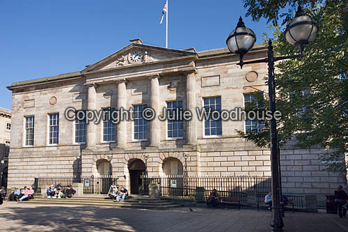 photo showing Shire Hall, Stafford  Staffordshire