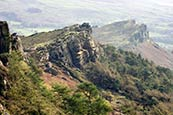 The Roaches  Staffordshire Moorlands