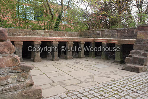 photo showing Roman Hypocaust, Chester