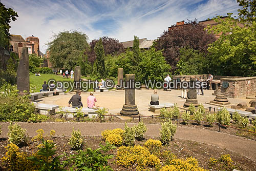 photo showing Roman Gardens, Chester