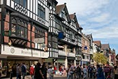 Eastgate Street, Chester, Cheshire