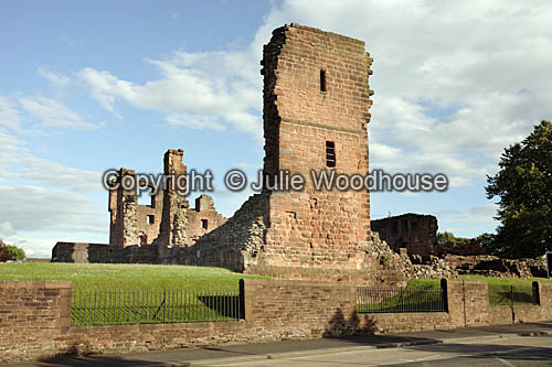 photo showing Penrith Castle, Cumbria