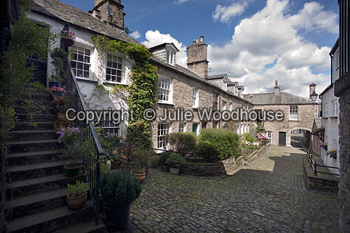photo showing Dr Mannings Yard, Kendal, Cumbria