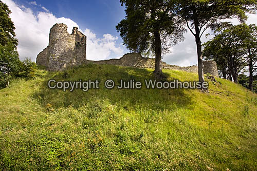 photo showing Kendal Castle, Cumbria