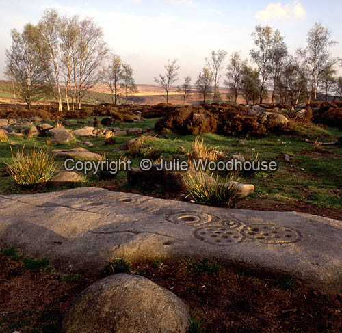 photo showing Gardoms Edge, Rock Art, Derbyshire