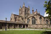 Hereford Cathedral I