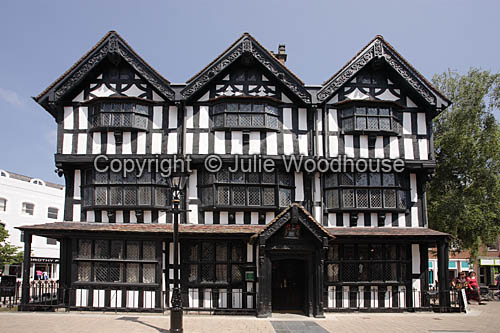 photo showing The Black And White House, Hereford I