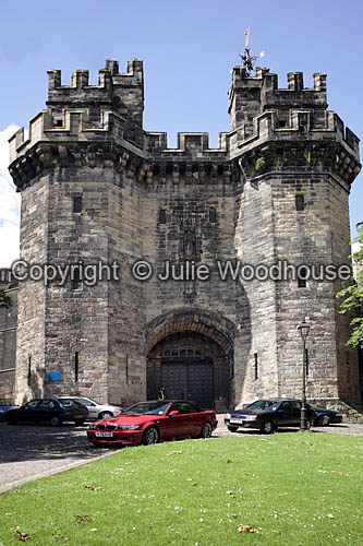 photo showing Lancaster Castle