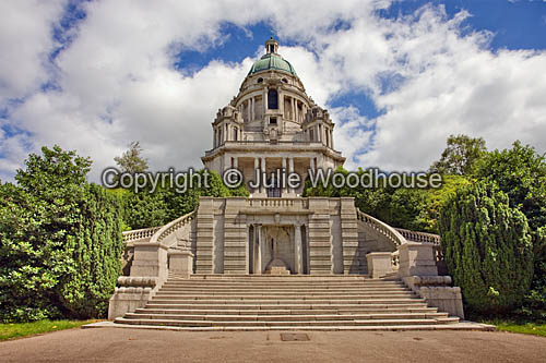 photo showing Ashton Memorial, Lancaster