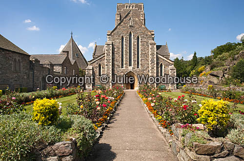 photo showing Mount Saint Bernard Abbey, Leicestershire