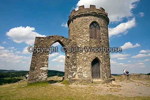 photo showing Bradgate Park, Leicester - Old John Tower, Leicestershire