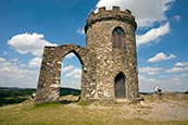 Bradgate Park, Leicester - Old John Tower, Leicestershire