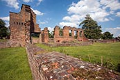 Bradgate Park, Leicester - Bradgate House Ruins, Leicestershire