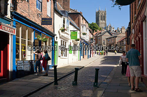 photo showing The Strait, Lincoln