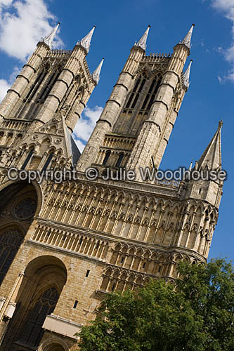 photo showing Lincoln Cathedral, Lincoln