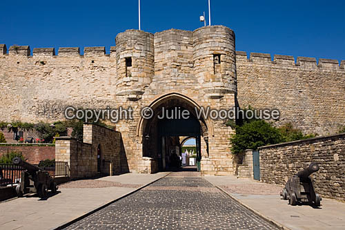 photo showing Lincoln Castle Gate, Lincoln