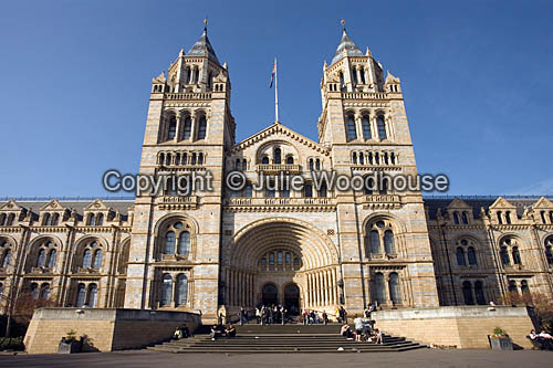 photo showing Natural History Museum, London