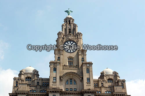 photo showing Royal Liver Building, Liverpool