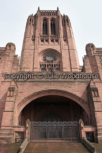 photo showing Anglican Cathedral, Liverpool