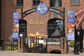 Thumbnail image of The Beatles Story at the Albert Dock, Liverpool