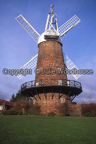 photo showing Greens Windmill, Nottingham