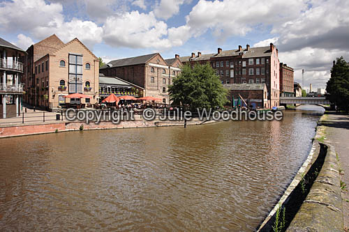 photo showing Canal & Waterfront  Nottingham