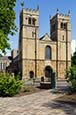 Thumbnail image of Priory Church, Worksop, Nottinghamshire, England