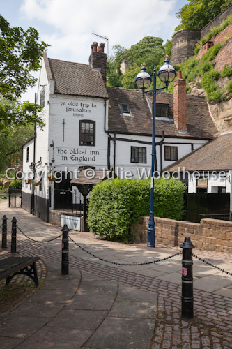 photo showing Ye Olde Trip To Jerusalem Inn, Nottingham, Nottinghamshire, England