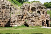Thumbnail image of Caves below Nottingham Castle, Nottingham, Nottinghamshire, England