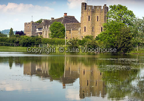 photo showing Stokesay Castle, Shropshire