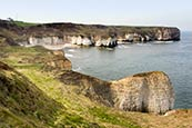 Thumbnail image of Flamborough Head, East Riding of Yorkshire