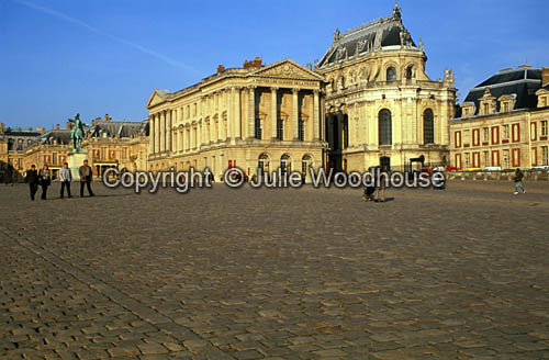 photo showing Palace Of Versaille, Paris