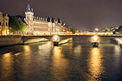 Conciergerie & Pont Au Change,  Paris