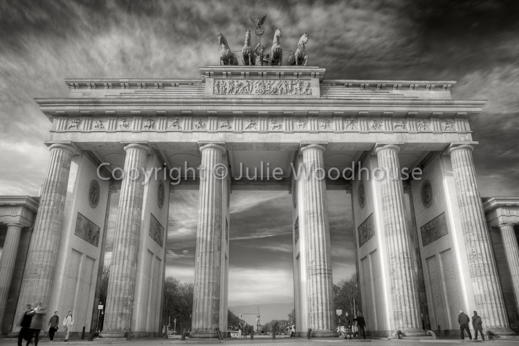 photo showing Brandenburg Gate, Berlin, Germany
