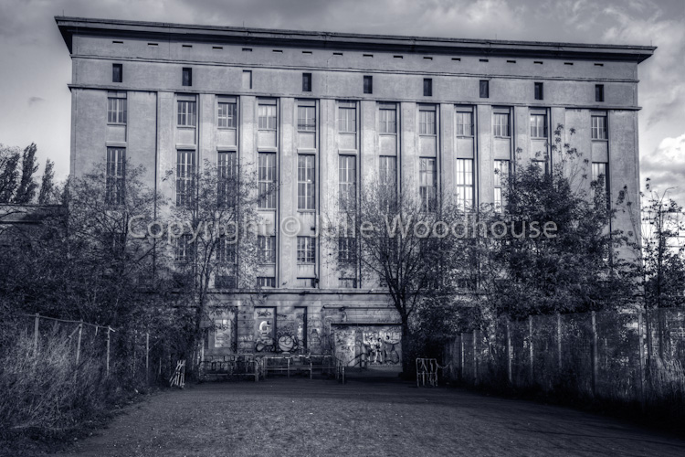 photo showing Berghain, Berlin, Germany