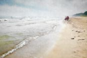 Thumbnail image of Walk on the Beach at Prora, Ruegen, Mecklenburg Vorpommern, Germany