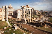 Thumbnail image of The Roman Forum, Rome, Italy