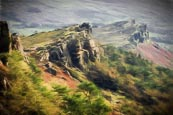 Thumbnail image of The Roaches, Staffordshire Moorlands, England