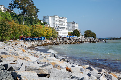 photo showing Beach Promenade, Sassnitz, Ruegen, Mecklenburg Vorpommern, Germany