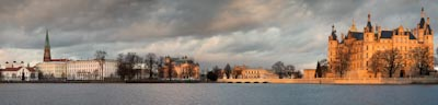 Thumbnail image of Schloss and Burgsee, Schwerin, Mecklenburg Vorpommern, Germany