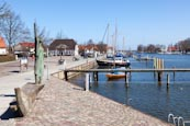 Thumbnail image of Wieck Harbour, Greifswald, Germany